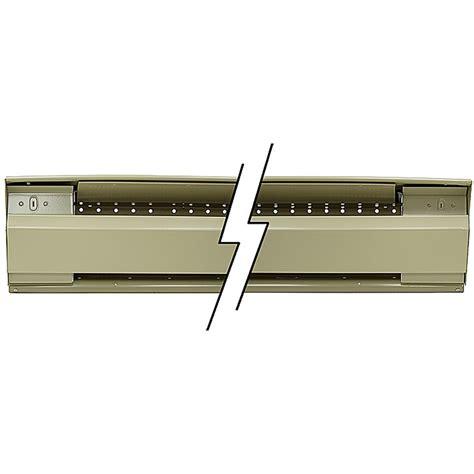 baseboard heater wattage 240 vac 1250 watt 5 electric baseboard heater baseboard