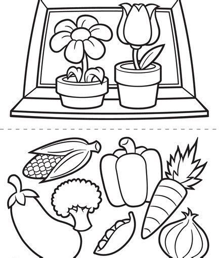 anti stres bunga buku mewarnai coloring book for adults printable gratis mewarnai bunga sayur untuk anak