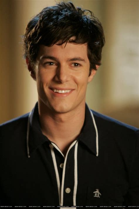 The Oc Fades Into Tv History by Adam Brody Seth Cohen Smile Pictures