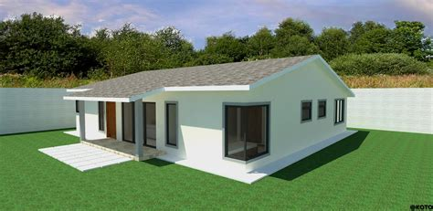 4 bedroomed house plans three bedroomed house plans in kenya escortsea