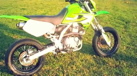 Klx Supermoto by Kawasaki Klx 650 Supermoto Review