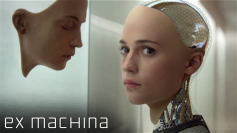 ex machina 2015 ex machina review finally a movie that balances