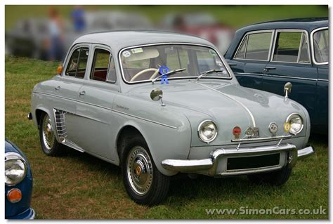 1958 Renault Dauphine Photos Informations Articles