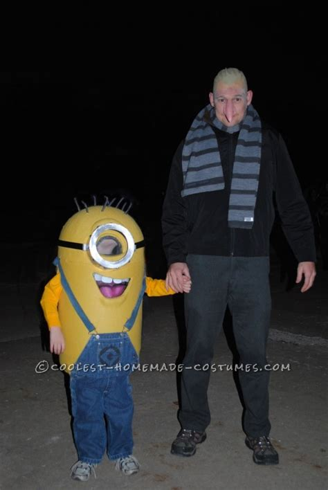 how to make a minion costume diy projects craft ideas coolest despicable me minion costume