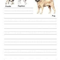 printable dog stationery 1000 ideas about free printable stationery on pinterest