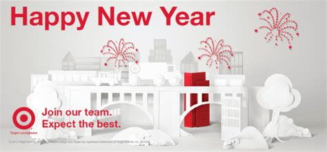 new year cards at target target careers on quot the target careers team wishes