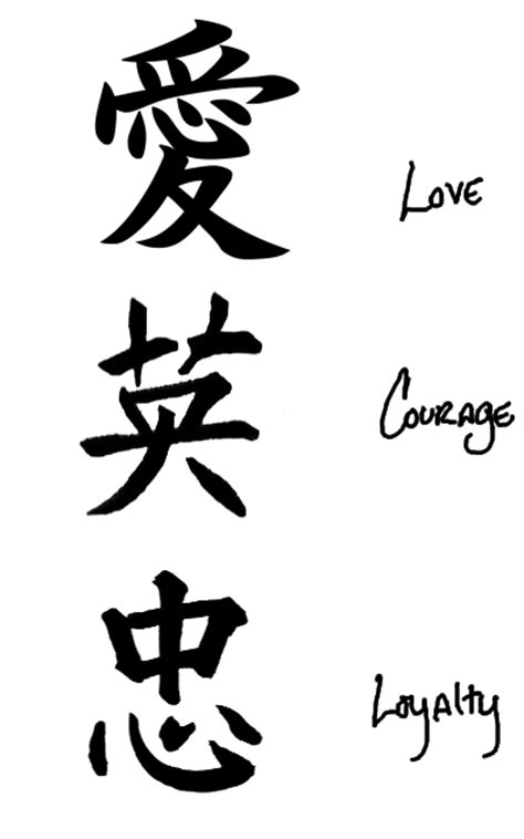 Kanji Tattoos And Designs Page 22 Japanese Kanji Tattoos Designs