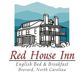 bed and breakfast brevard nc contact us red house inn