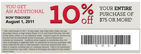 printable gap outlet coupons 2014 printable coupons for gap outlet 2017 2018 best cars