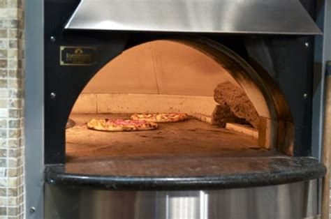 basil brick oven good pizza in an unexpected part of