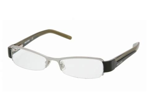 Keydisk Av Black Glossy New Authentic miu miu 56gv eyeglasses