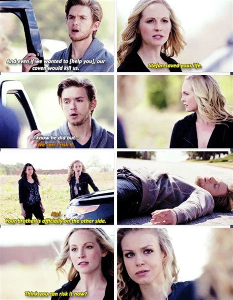 The Miracle Season How Did Caroline Die 17 Best Images About The Diaries On Seasons And The Diaries