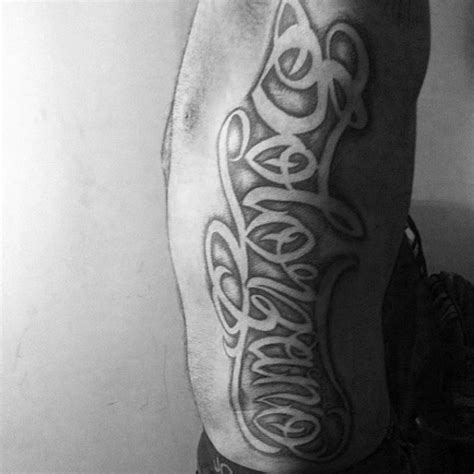 last name tattoos for men 50 last name tattoos for honorable ink ideas rib