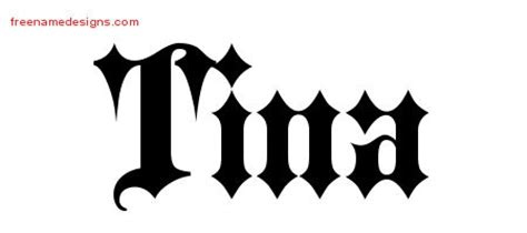 tattoo name tina tina archives page 2 of 2 free name designs