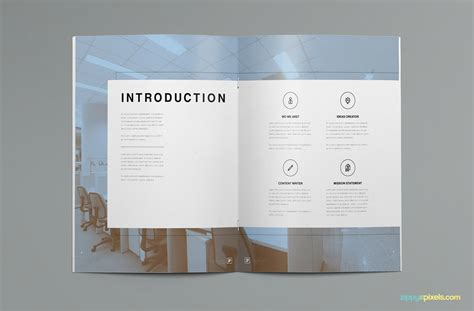 book layout adobe illustrator the muse brand guide template zippypixels