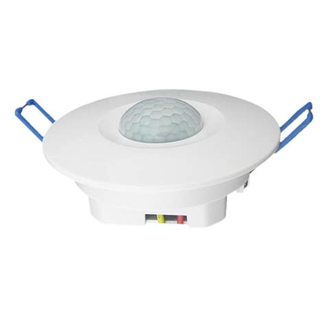 Ceiling Mounted Motion Sensor Lights Td Tad K616 12vdc Ceiling Mounted Infrared Sensor Switch Motion Light Sens H7c6 Ebay