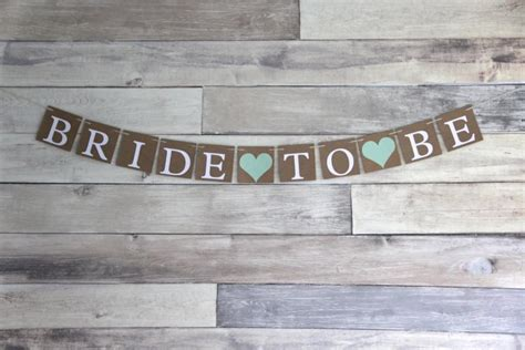 Rustic Wedding Banner by Bridal Shower Banners Free Shipping 1 X To Be