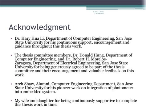 thesis acknowledgement daughter cod uv spectroscopy ann analysis