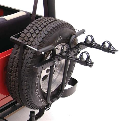 Tire Bike Rack by Sr1 Spare Tire Rack 2 Bike Ebay