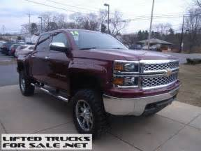 Used 2014 Chevrolet Silverado Used 2014 Chevrolet Silverado 1500 Lt Lifted Truck