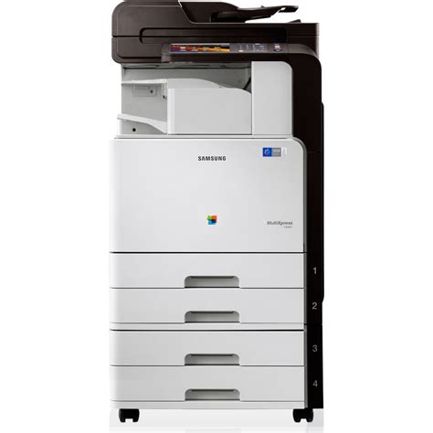 Printer A3 Samsung samsung clx 9301na a3 colour multifunction laser printer