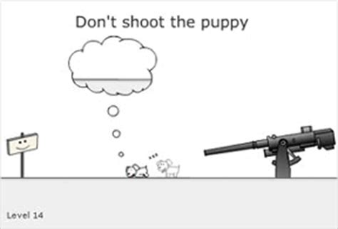 dont shoot the puppy rrrrthats5rs walkthrough tips review