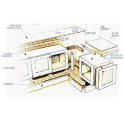 banquette building plans banquette plan diagram house projects pinterest