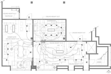 design plan commercial lighting design valentina vivas