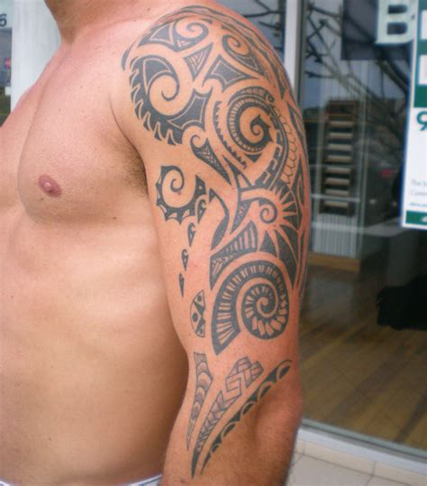 islander tattoos tribal islander tattoos