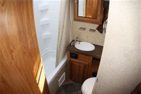 travel trailer with large bathroom denver rv rent large travel trailer
