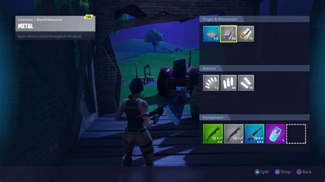 how to your to drop it fortnite new inventory how to drop items from your inventory how to rearrange it