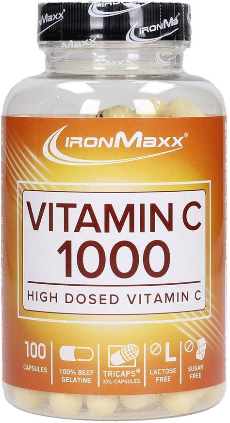 Forneuro Multivitamin 3 In 1 6 Kapsul vitamin c 1000 100 capsules ironmaxx vitalabo shop europe
