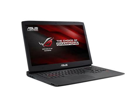 Asus Rog G751jt Ch71 Gaming Laptop asus g751jt ch71 notebookcheck net external reviews