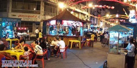 wisata kuliner bernuansa china  kawasan kya kya surabaya