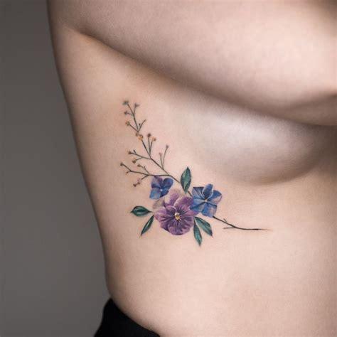 wild flower tattoos 28 gorgeous wildflower tattoos for free spirits