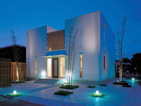 minimalist home exterior home design picture