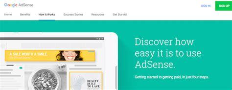 adsense user first program salvador briggman