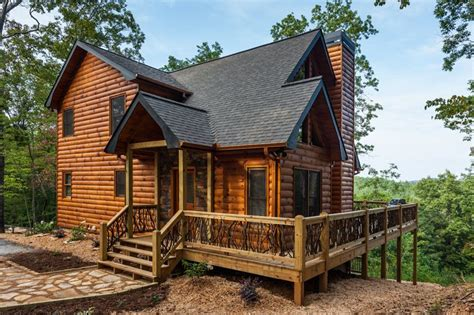 Blue Sky Cabins Lodge by Owls Nest Floor Plan