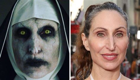 actor the nun frightening and beautiful 17 actors in horror movies vs