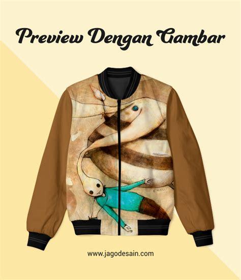 download desain jaket file cdr download mockup bomber jacket file cdr gratis jago desain