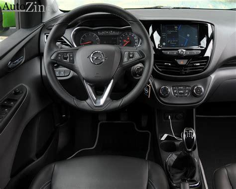 opel karl interior autozine foto s opel karl 11 12