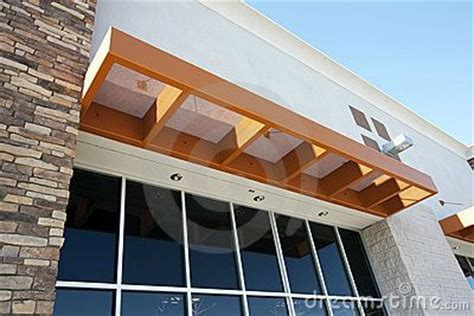 modern metal awnings awning for front door modern metal awning over