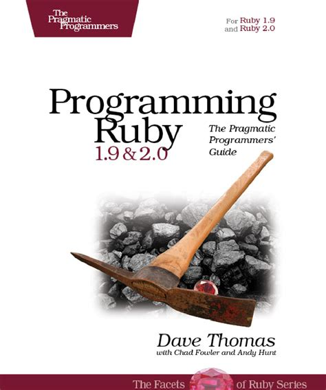 programming ruby    pragmatic programmers guide fourth edition
