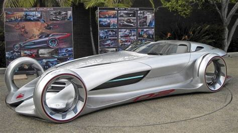 mercedes silver lightning mercedes silver lightning is a sleek low slung speedster