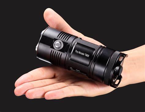 nitecore tiny 26 nitecore tm26 tiny flashlight 187 gadget flow