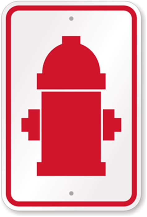 Fire Extinguisher Symbol Floor Plan by Fire Hydrant Symbol Fire And Emergency Sign Sku K 7288