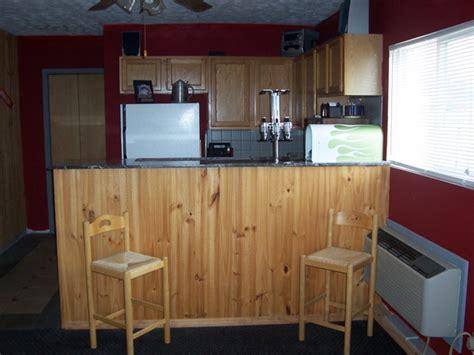 Homemade Wet Bar Basement Bar Ideas