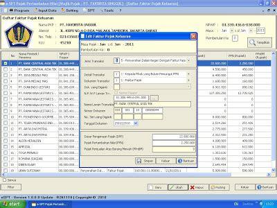 merubah format csv ke excel tax community tips format excel impor ppn 1111
