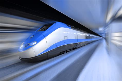 What Is the Fastest Train?   Wonderopolis