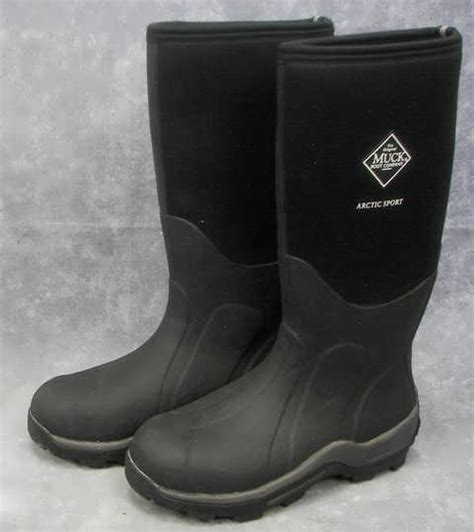 original muck boot co arctic sport insulated mens sz 10